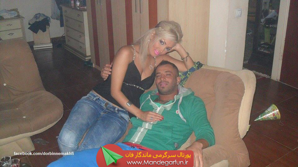 امیر تتلو در تولد دوست دختر نازش