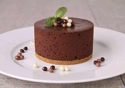 دستور پخت موس شکلات