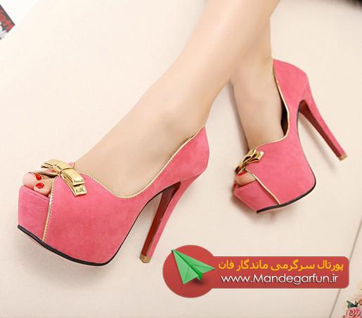مدل کفش های مجلسی زنانه - بهار 93