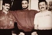 عکس قدیمی رضا عطاران و رضا شفیعی جم در خوابگاه