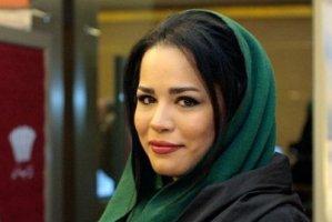 عکس کودکی ملیکا شریفی نیا