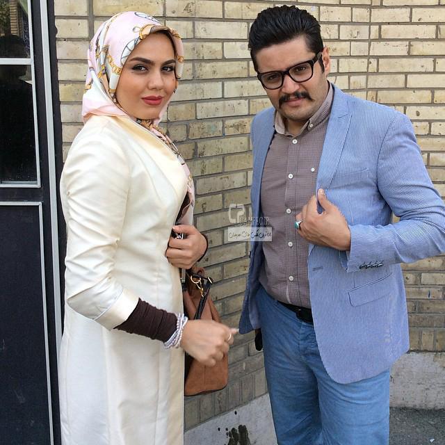 Bazigaran 4317 تک عکس جدید بازیگران زن و مرد شهریور 93