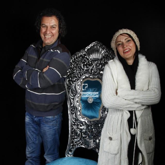 Bazigaran 4318 تک عکس جدید بازیگران زن و مرد شهریور 93
