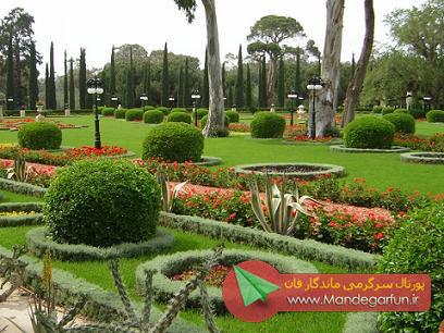 داستانک تاجر و باغ زیبا