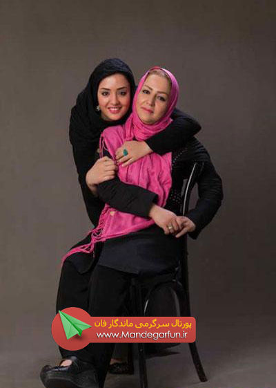 گفتگویی متفاوت با نرگس محمدی (سریال ستایش 2) + عکس