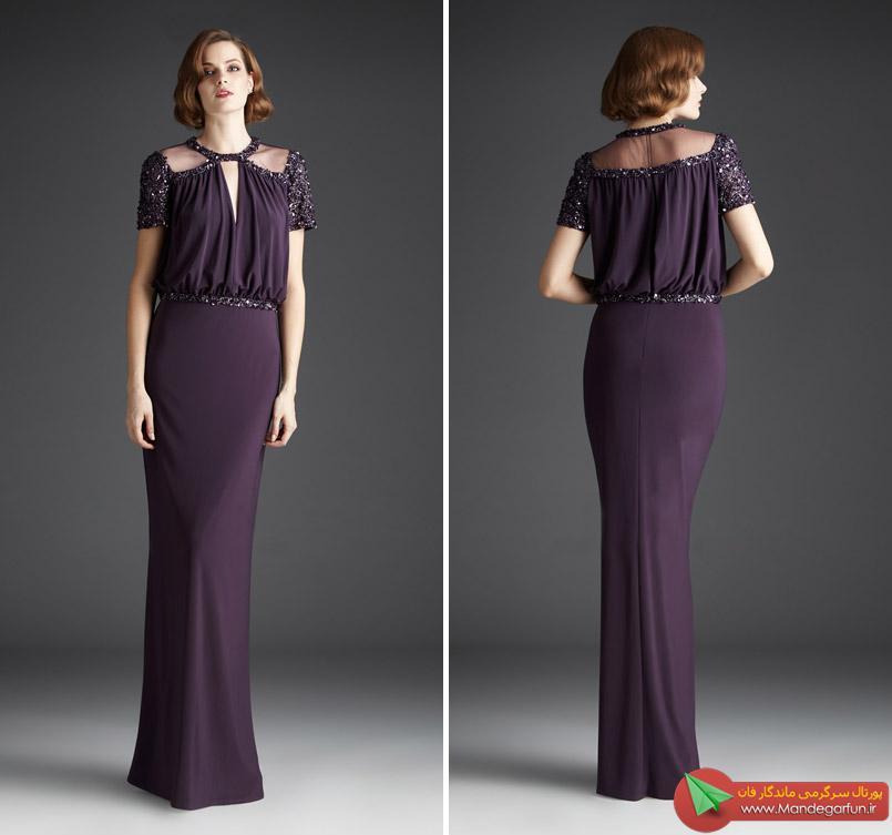 مدل های جدید و بسیار زیبای لباس مجلسی زنانه