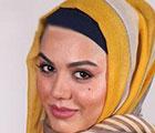 عکس های آتلیه ای و جدید آزاده زارعی ( بازیگر نقش باران در سریال آوای باران )