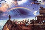 ادعایی تازه درباره اسرار کشتی نوح! + عکس