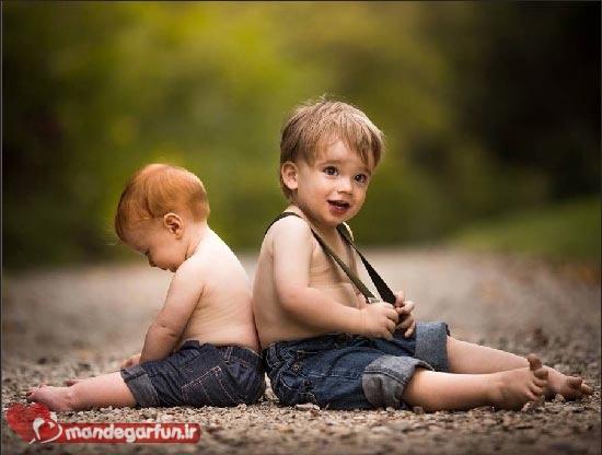 عکس های جدید از بچه های ناز و دوست داشتنی