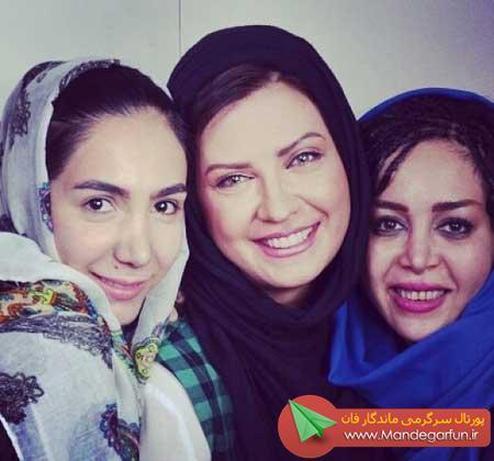 جدیدترین عکس های بازیگران زن ایرانی سرشناس