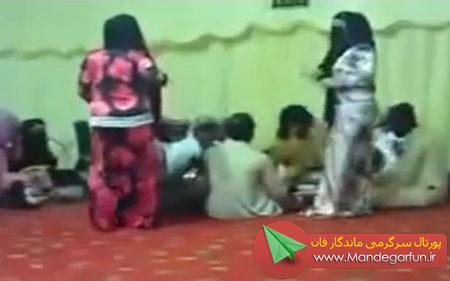 مجلس رقاصی زنان و دختران جهاد نکاح برای داعشی ها