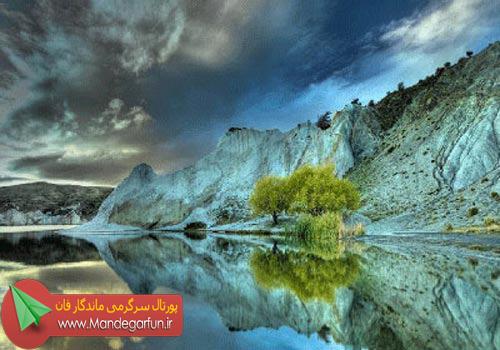 زلال ترین دریاچه ی زیبای دنیا