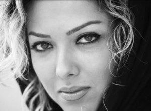 عکس متفاوت لیلا اوتادی بازیگر زن ایرانی روی بیلبورد تبلیغاتی عراق!