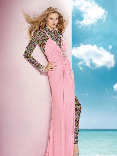مدل لباس مجلسی بلند زیبا و شیک سال 93