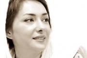 عکس جالب هانیه توسلی با گریم زنی دیوانه