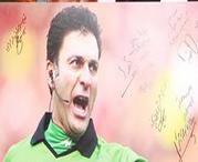 عکسهایی از مراسم تجلیل از سعید مظفری زاده با حضور هنرمندان