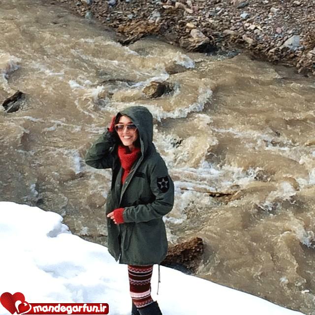 عکس های جدید و زمستانی خاطره اسدی 93