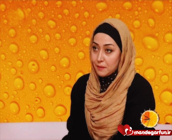 عکس بازیگران سریال آوای باران در برنامه ویتامین 3