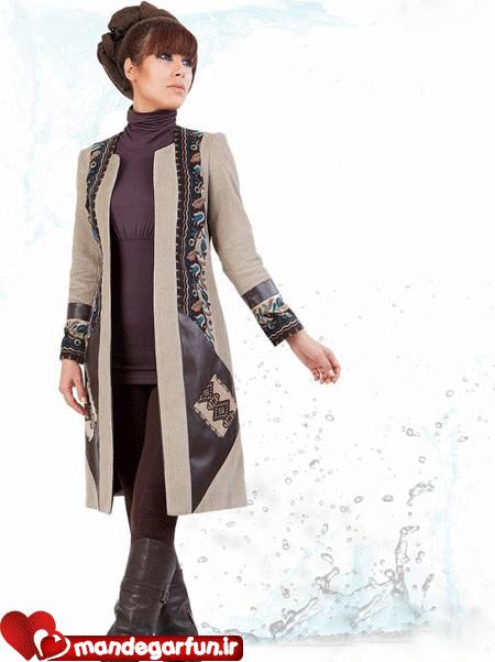 مدل مانتو های زیبا بهار 93