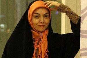 عکس لورفته آزاده نامداری و دوستش !