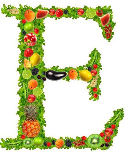 نقش ویتامین E در سلامتی انسان