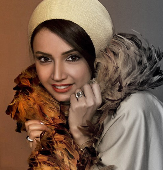عکس های شبنم قلی خانی خرداد 94