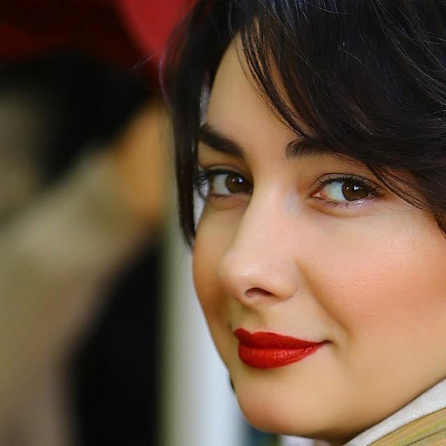 عکس هانیه توسلی در مرداد 94