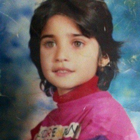 عکس لورفته از کودکی تینا آخوندتبار