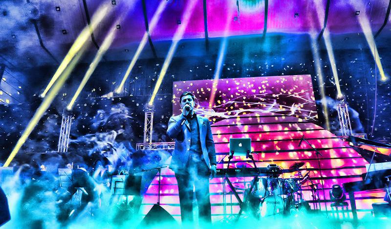 تصاویر جدید کنسرت احسان خواجه امیری در تهران/مهر ۹۴