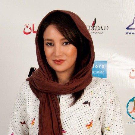 عکس لورفته از بهاره افشاری با لباس عجیب !