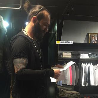 مغازه پوشاک والتون امیر تتلو در تهران پلمپ شد!