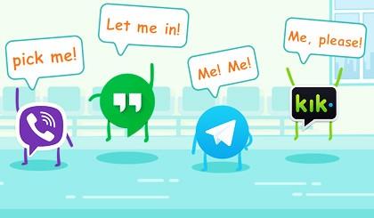 پس از تلگرام به کدام شبکه های اجتماعی برویم؟!